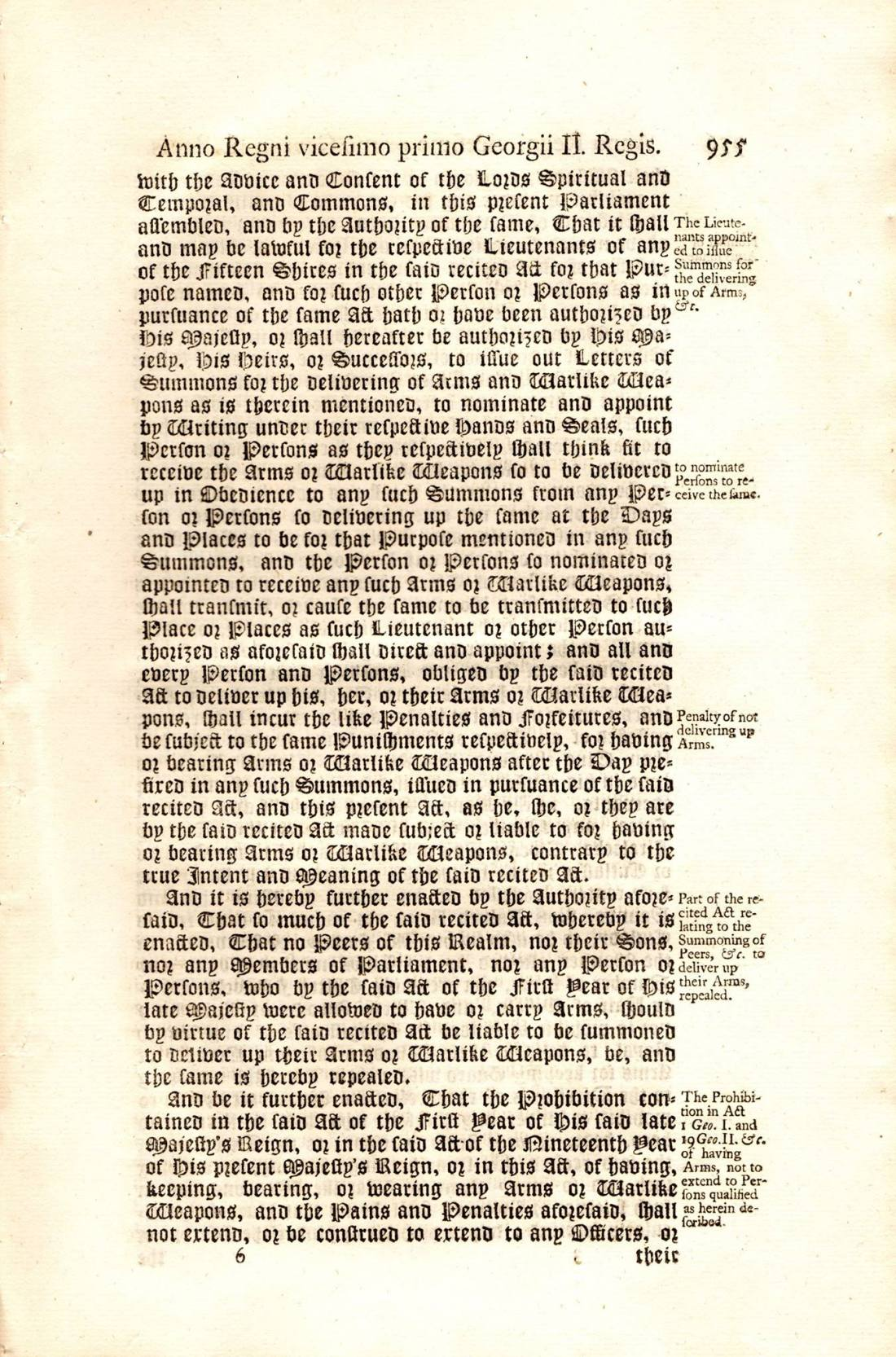 Act 1748f