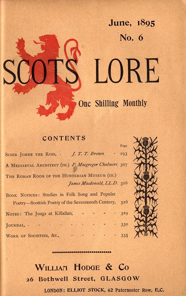 Scots Lore 10