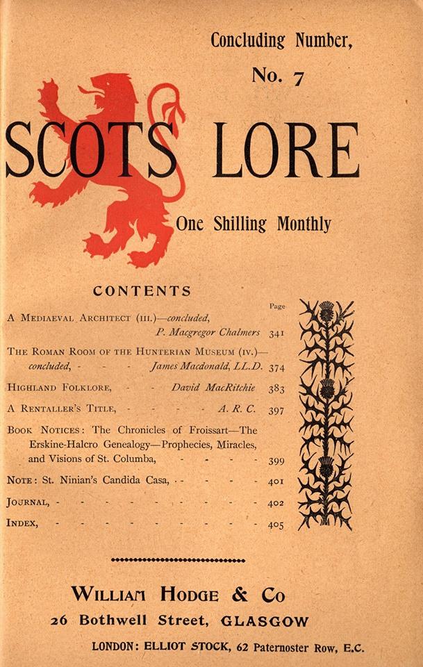 Scots Lore 11
