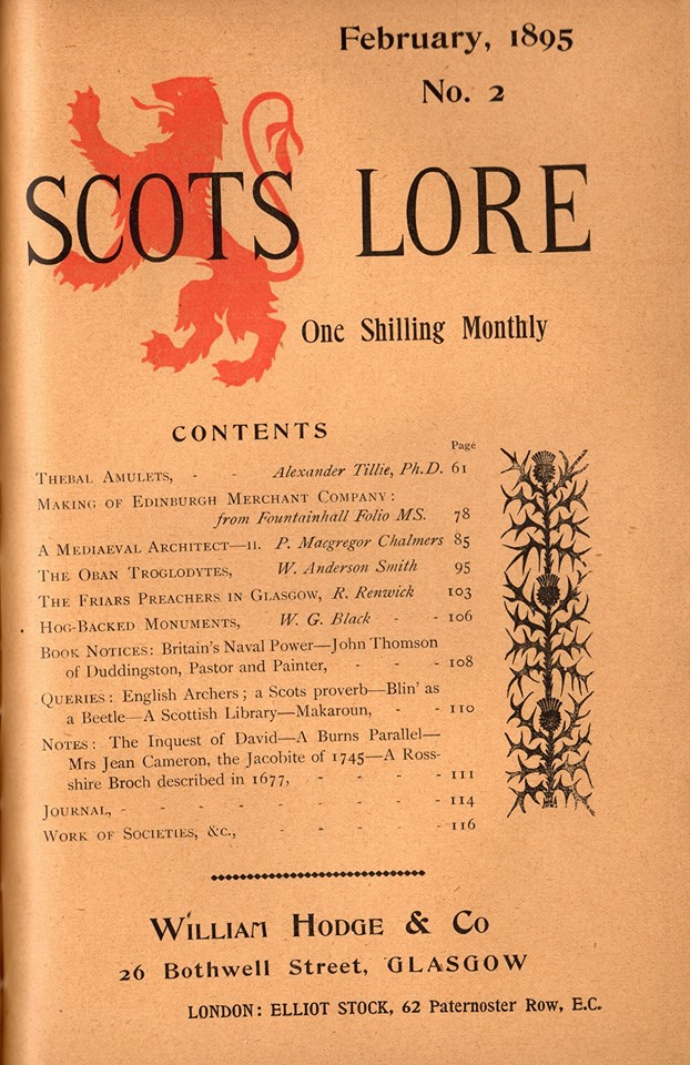 Scots Lore 6