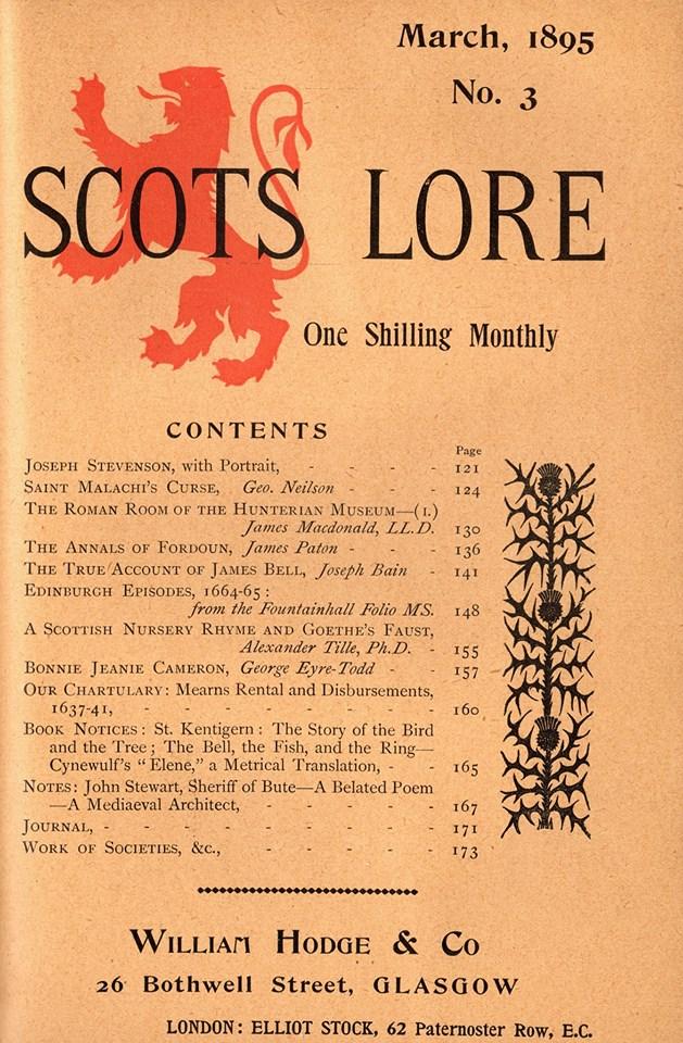 Scots Lore 7