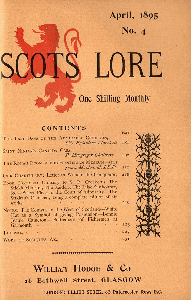 Scots Lore 8