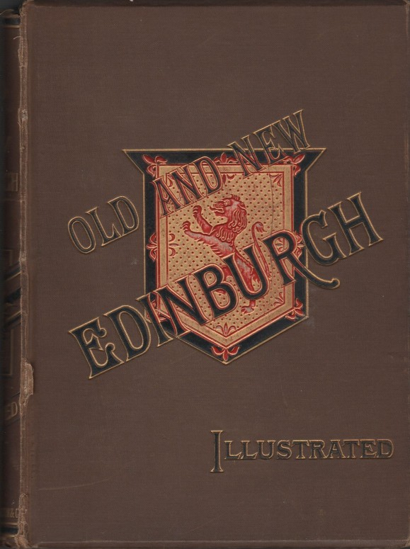Old and New Edinburgh Cover