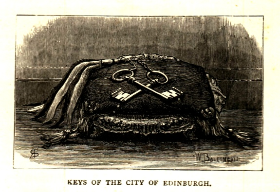 Old and New Edinburgh Keys