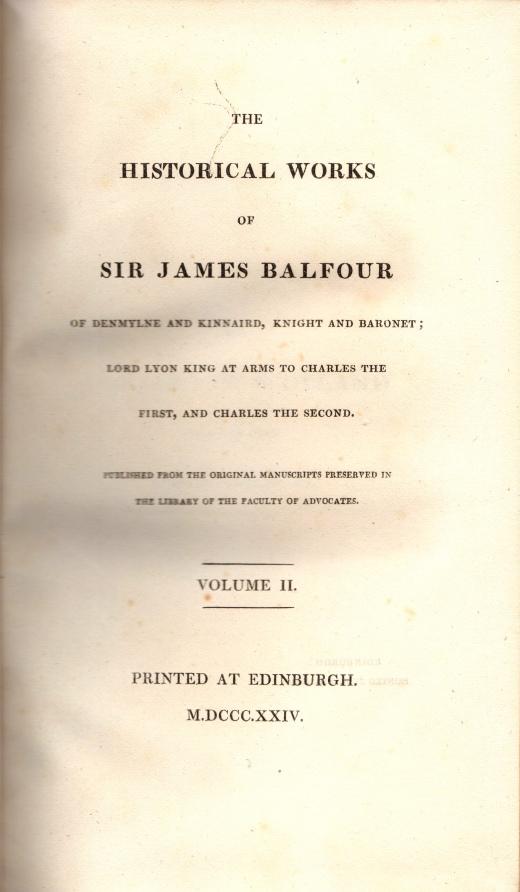 BalfoursHistoricalWorks2