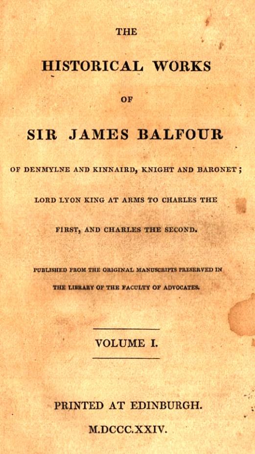 BalfoursHistoricalWorks5
