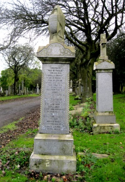 Janefield Cemetery 10