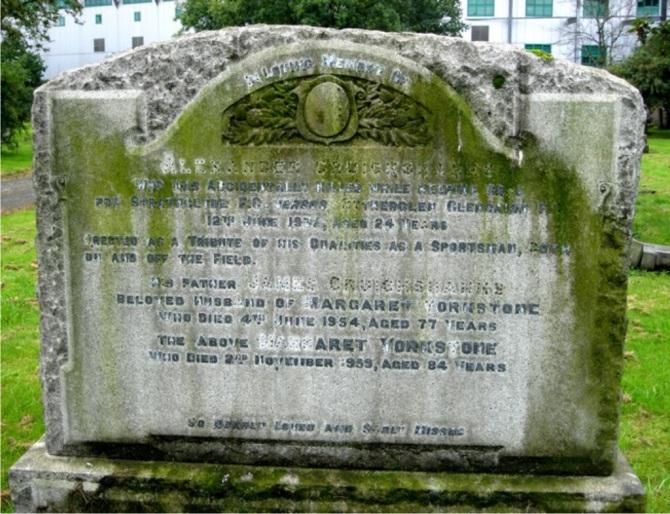 Janefield Cemetery 11