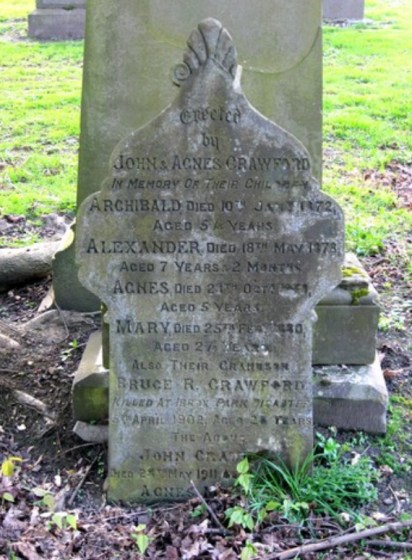 Janefield Cemetery 12