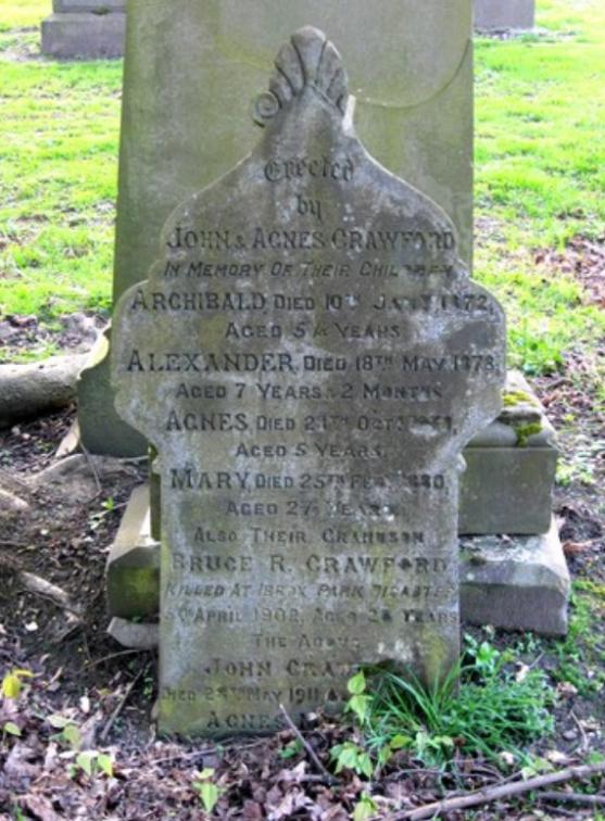 Janefield Cemetery 12