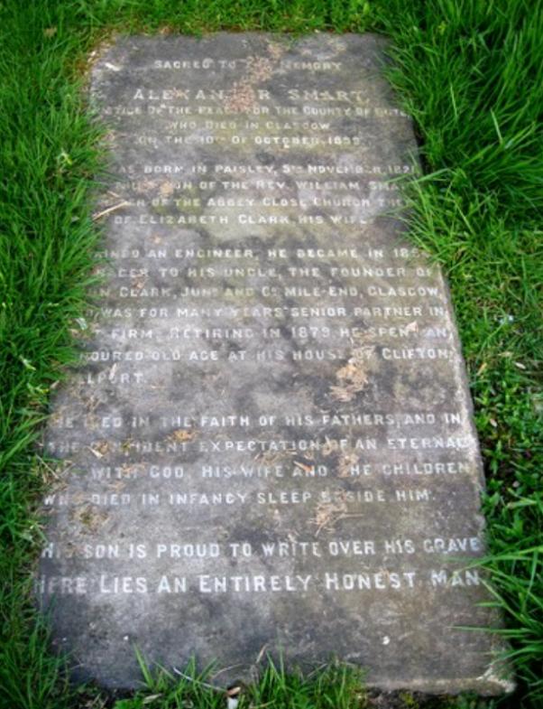 Janefield Cemetery 14