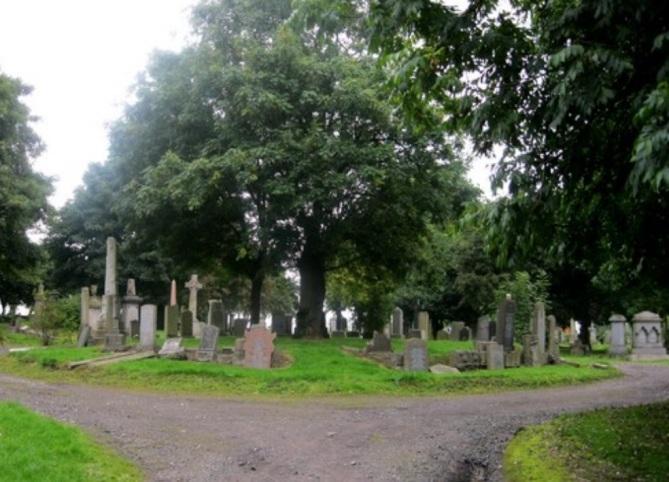 Janefield Cemetery 15