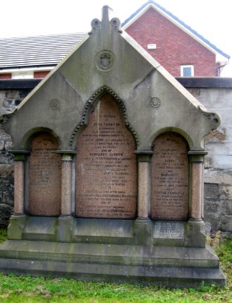 Janefield Cemetery 18