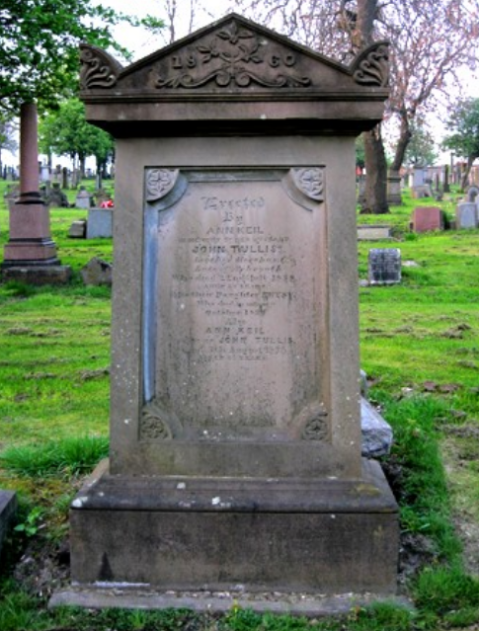 Janefield Cemetery 19