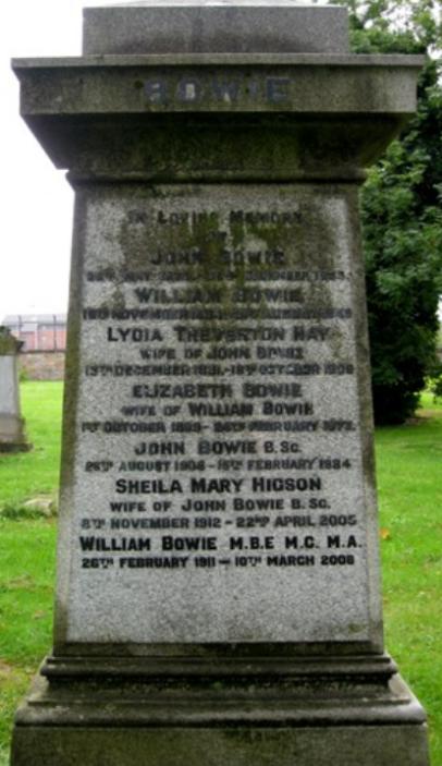 Janefield Cemetery 21