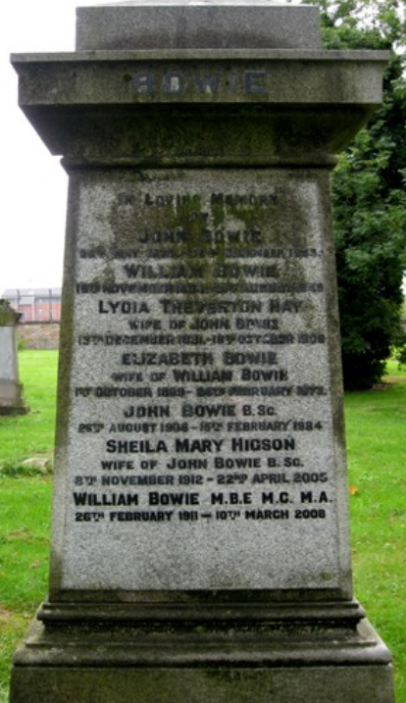Janefield Cemetery 21