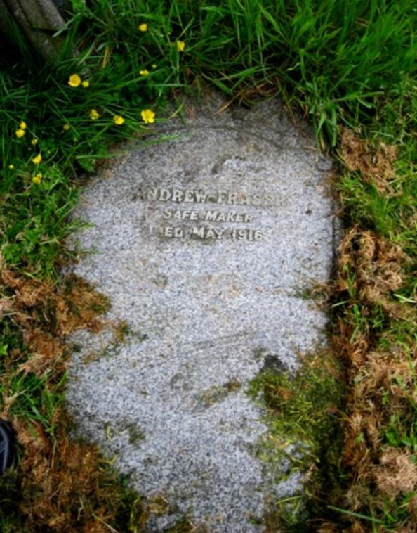 Janefield Cemetery 22