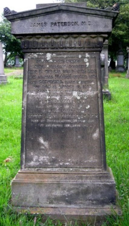 Janefield Cemetery 26