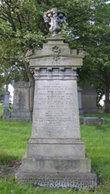 Janefield Cemetery 29
