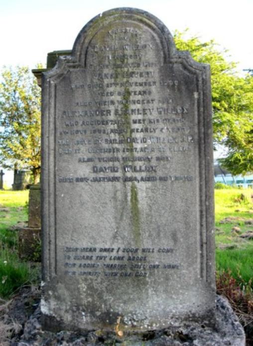 Janefield Cemetery 30