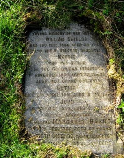 Janefield Cemetery 31