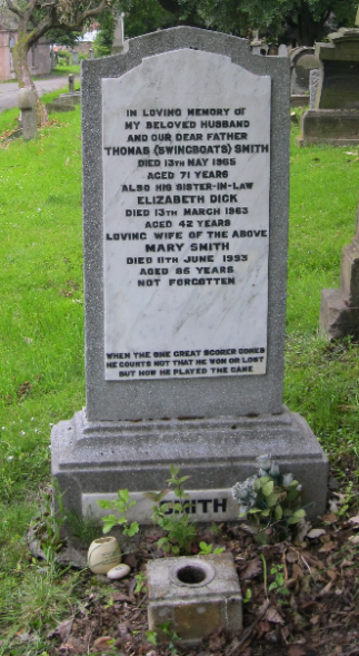 Janefield Cemetery 32