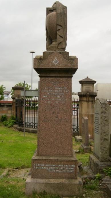 Janefield Cemetery 33