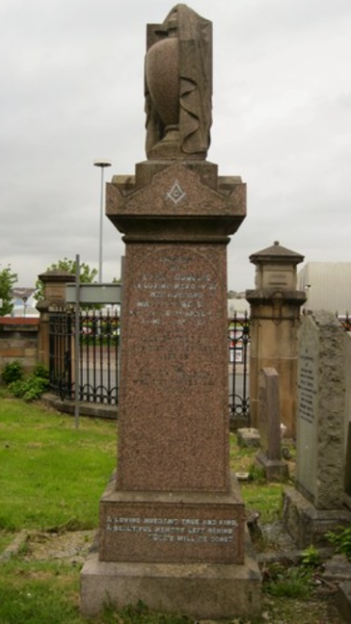 Janefield Cemetery 33