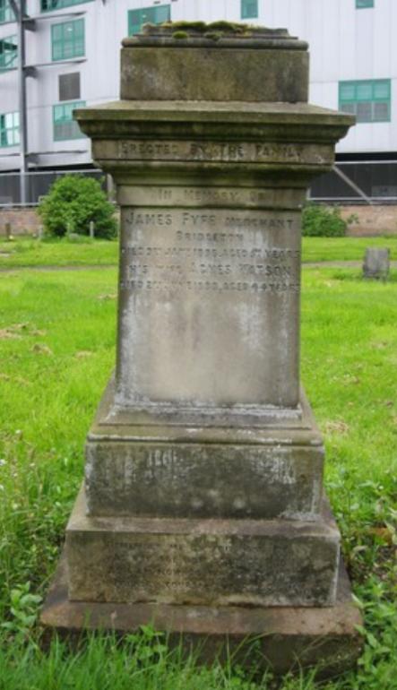 Janefield Cemetery 35