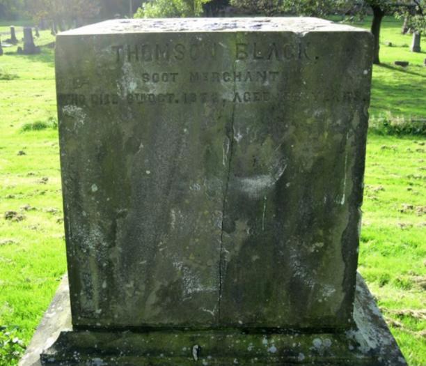 Janefield Cemetery 36