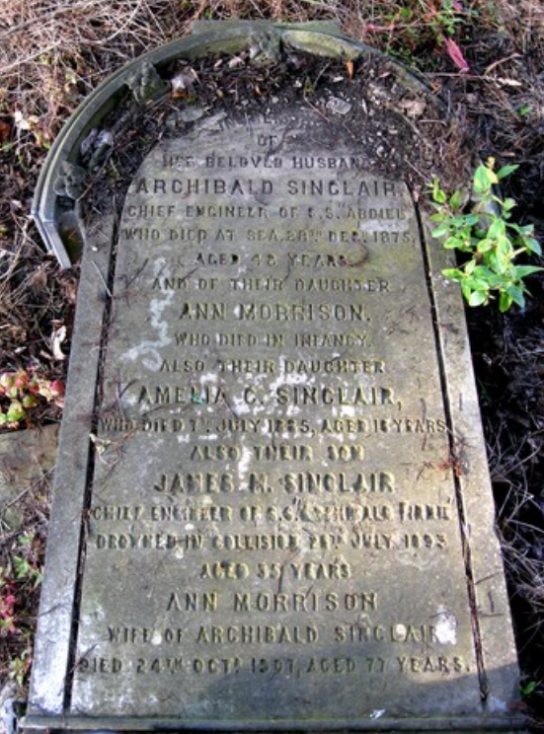 Janefield Cemetery 37