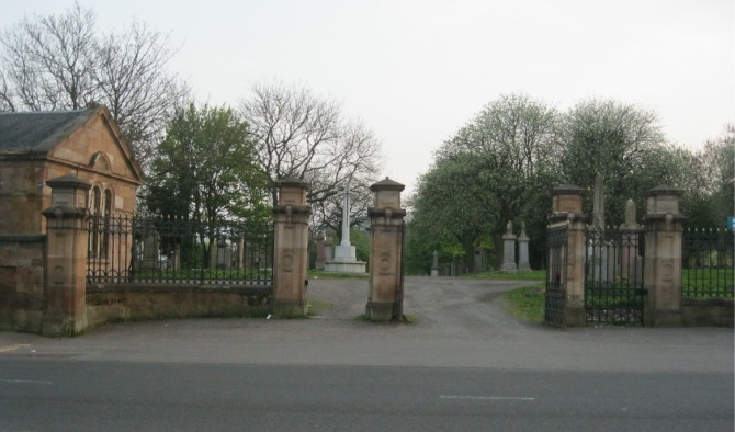 Janefield Cemetery 38
