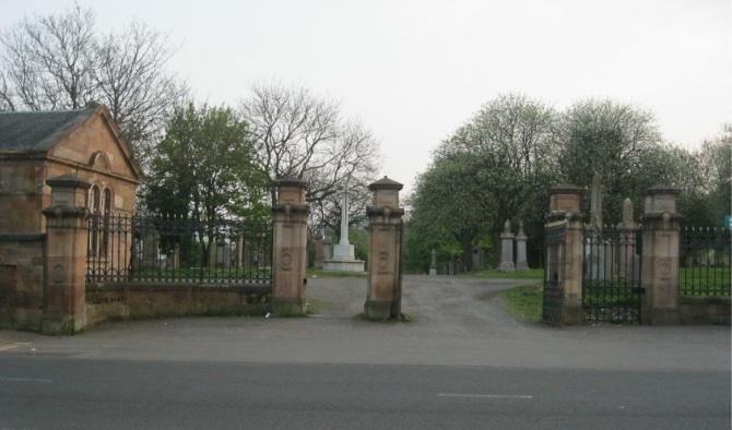 Janefield Cemetery 38