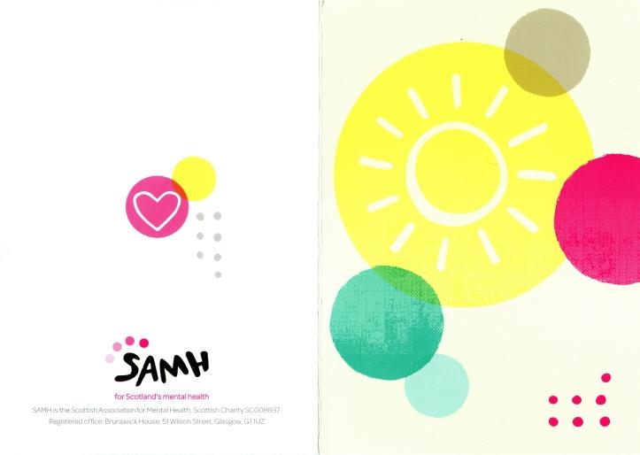 SAMH Thank You