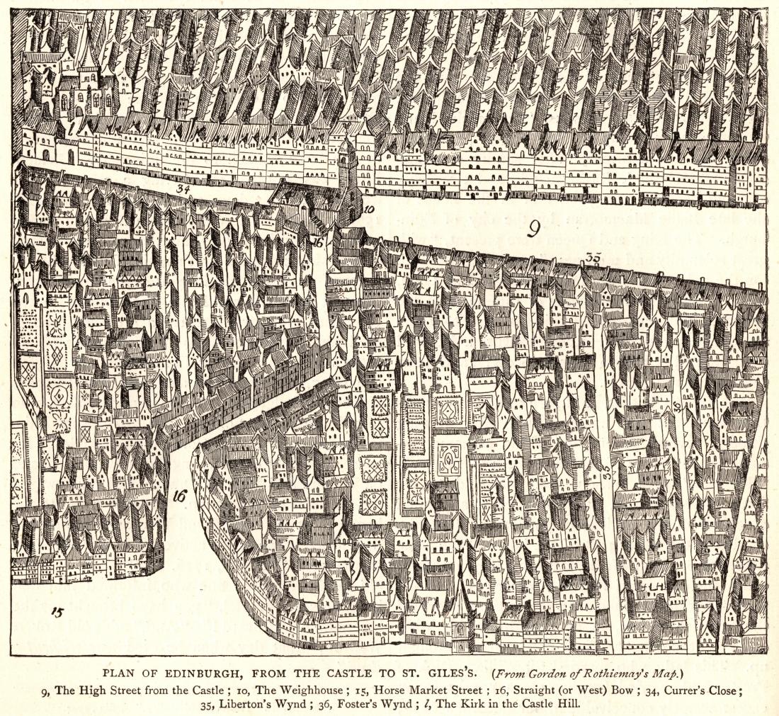 Old and New Edinburgh (1880) p112