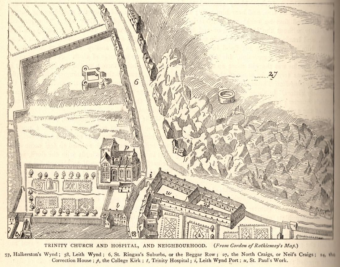 Old and New Edinburgh (1880) p312