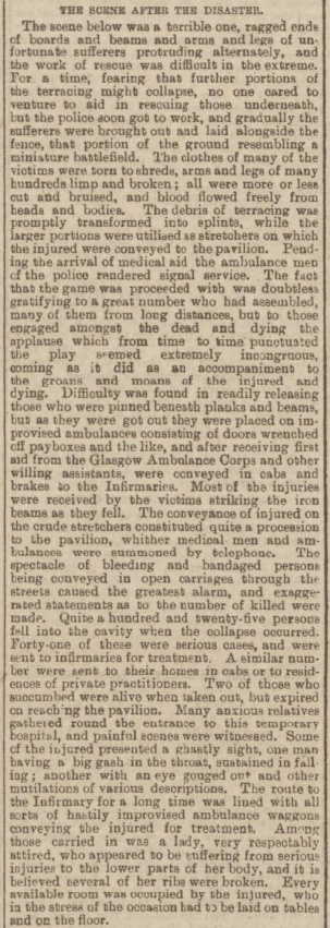 Screenshot_2020-04-05 Dreadful Disaster In Glasgow Falkirk Herald Wednesday 09 April 1902 British Newspaper Archive(1)