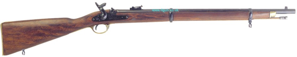 2band1853Enfield rifle-musket 58calibre copy