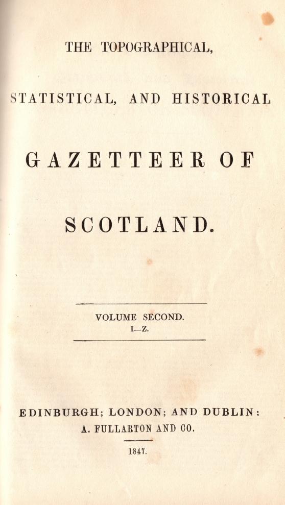 Gazetteer of Scotland0011